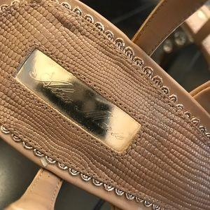 Alex Marie Shoes - Alex Marie jeweled heel sandal